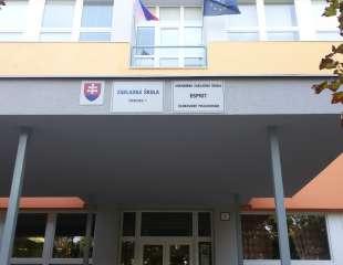 NOVÉ!!!  Elokované pracovisko SZŠ ESPRIT v ZŠ Žitavská 1, Vrakuňa, Bratislava