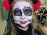 Výstava a karneval strašidiel